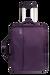 Lipault Plume Business Trolley mit 2 Rollen 50cm Purple
