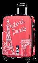 American Tourister Disney Legends Trolley mit 4 Rollen 65cm Take Me Away Minnie Paris