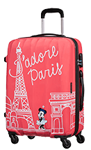 American Tourister Disney Legends Trolley mit 4 Rollen 65cm Take Me Away Minnie Paris